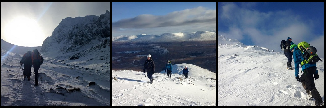 Winter Skills Courses in Scotland